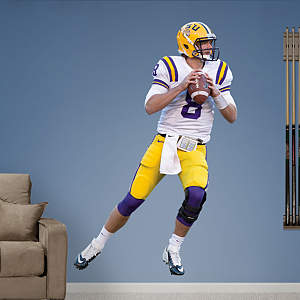 Zach Mettenberger - LSU Fathead Wall Decal